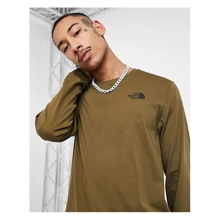 画像1: THE NORTH FACE   L/S Easy T-Shirt Exclusive (1)