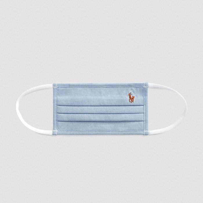 画像1: POLO RALPH LAUREN   Cotton Cloth Mask (1)